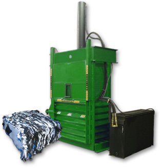 InterWrap recycling equipment